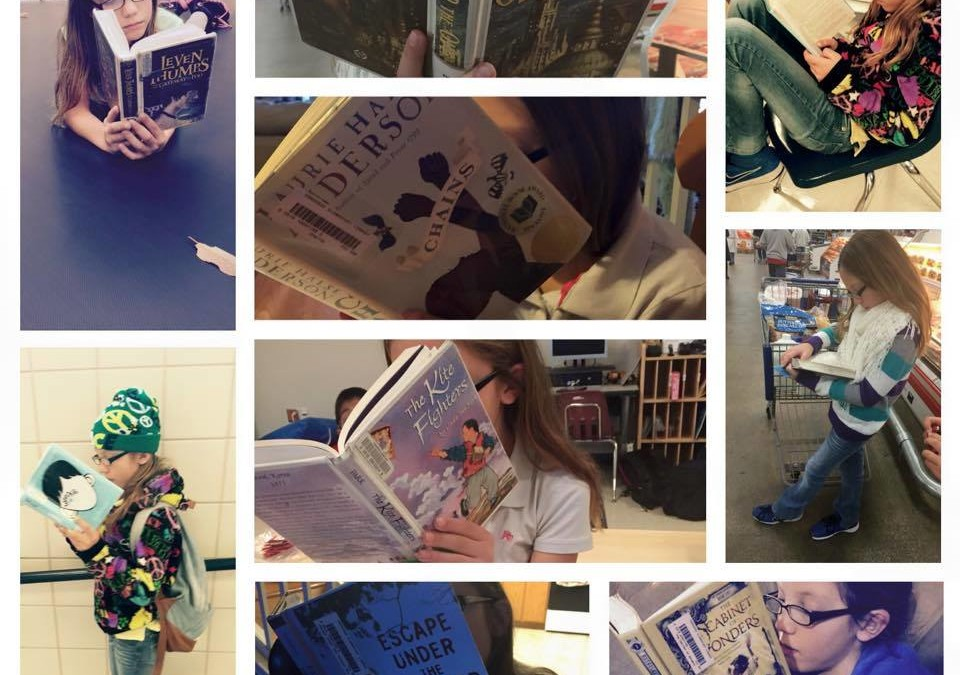 9 Ways To Promote Your Book During National Reading Awareness Month